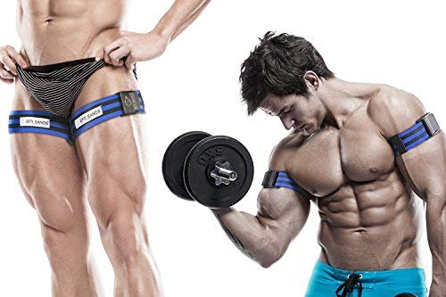 BFR Bands Occlusion Training Bands, PRO, 1 Set of...